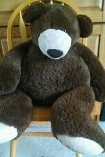 Extremely Rare Giant 36 inch Tempurpedic Teddy Bear HUGE PLUSH! Stuffed Animal