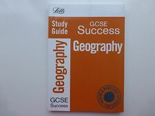 Letts GCSE GEOGRAPHY Study Guide - GCSE Success - Revision Book