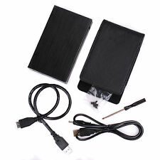 USB Power 2.5'' Dual External SATA HDD Driver Adapter Portable RAID Enclosure