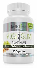 Yogi Slim Platinum Detox, Weight Loss, Cleanse Regularity, Fiber, Digestion Caps