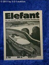 Historischer Kraftverkehr Elefant 2/84 Vomag Story