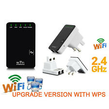 300Mbps Wireless Wifi Router AP Repeater Extender Booster Client Bridge WPS JJcy