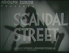 SCANDAL STREET  1938 (DVD) LEW AYRES,LOUISE CAMPBELL