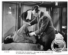 Albert Lieven, Paul Dupuis still SLEEPING CAR TO TRIESTE (1948) Bonar Colleano