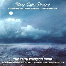 Three Fates Project * by Keith Emerson Band/Mnchner Rundfunkorchester (CD,...