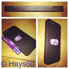  iPhone 5 / 5s / 5SE  Credit Card Case, best, deluxe, slim, black 