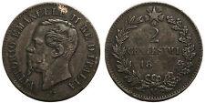 2 centesimi 1861 N - R
