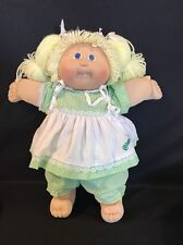 Vintage Cabbage Patch Kids Girl Doll 1978 1982 Blonde Hair Signed Xaviar Roberts