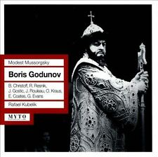 Boris Godunov, New Music