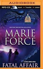 Fatal Affair 1 by Marie Force (2015, MP3 CD, Unabridged)