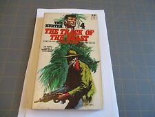 "The Track Of The Beast by Ralph Hayes   ""Hunter #4""   Vintage Action/Adventure"