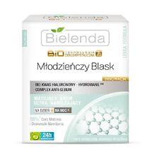 Bielenda Youthful Glow Mattifying Ultra Hydrating Face Cream Plasma 20+