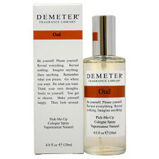 Oud by Demeter for Unisex - 4 oz Cologne Spray