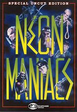 Neon Maniacs , special uncut edition , Eyecatcher , DVD , new , Cover B