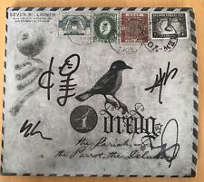 """Dredq: SIGNED CD """"The Pariah, The Parrot, The Delusion) *signiert* Autograph"""