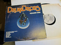 JOEY D. VIEIRA Drum Drops Volume One drumdrops LP 1977 1 vol. rare funk breaks!