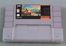 DONKEY KONG COUNTRY 3 DIXIE KONG'S DOUBLE TROUBLE 1996 SNES CLEANED TESTED WORKS