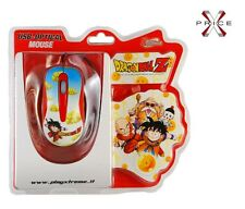 Mouse ottico 3D COMBO XTREME DRAGON BALL Z USB goku