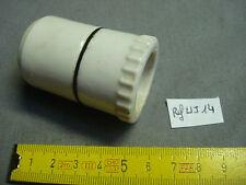 douille porcelaine baïonnette B 22 occasion  pas français.(réf UJ14)