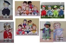 My Child Doll Patterns Girls and Boys