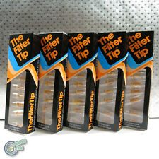 50 Disposable Tobacco Cigarette Filter Tip Tar Nicotine