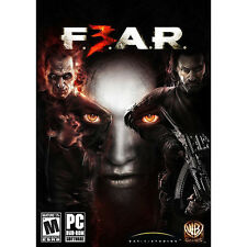 F.E.A.R. 3 Fear FPS for PC Brand New Factory Sealed
