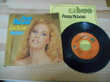 "7"" Pop Penny McLean - Love is Love / Muchacho JUPITER REC / Presskit"