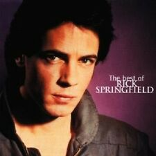 "Rick Springfield ""The Best of Rick Springfield"" CD NUOVO"