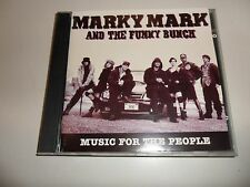 Cd  Music for the People von Marky Mark & The Funky Bunch