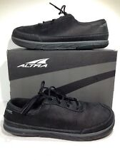 Altra Women's Size 8.5 The Intuition Everyday Black Running Shoes ZE-1650