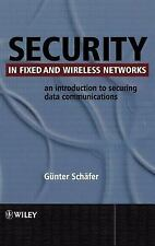 Security in Fixed and Wireless Networks: An Introduction to Securing D-ExLibrary