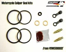 Kawasaki Tokico 38mm twin piston rear caliper seal repair rebuild kit
