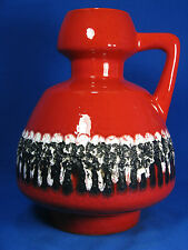 Well shaped élégante 70´s Design jopeko pottery céramique jug pichet vase 64 25