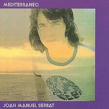 Mediterraneo by Joan Manuel Serrat (CD, Aug-2000, So...