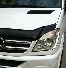 COFANO TRIM PROTECTOR Bug Guard Wind deflector per MERCEDES BENZ SPRINTER 06-13