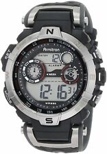 Armitron Sport Men's 408231RDGY Digital Watch, New, Free Shipping