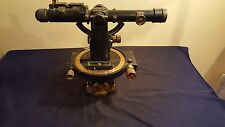 E R Watts & Son Brass/Metal Survey Instrument 1918 No. 4875 Director No.5 --Mk1