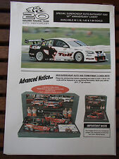 1:18 CLASSIC CARLECTABLES BROCHURE HRT 20TH ANNIVERSARY 2010 BATHURST 1 2 FINISH