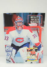 Vintage Beckett Hockey Magazine April 1991