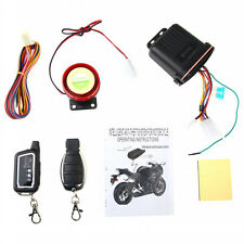 Motorcycle Scooter Anti-theft  Remote Vibration Sensor Alarm Twoway Security Hot