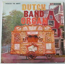 "DUTCH BAND ORGAN.""WONDERFUL COPENHAGEN/BLUE TANGO/PATRICIA..VOGUE 33RPM.LP"