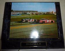 DALE EARNHARDT SR. FINAL RACE 2001 DAYTONA 500 Framed PhotoLtd Ed. 2/18/2001 153