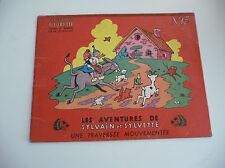 Edition Fleurus  Sylvain et Sylvette EDITION ORIGINALE à l'italienne N° 15
