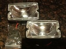 Peugeot 205 gti cti xs new driving lights spot lampes 306 brouillard d turbo free post
