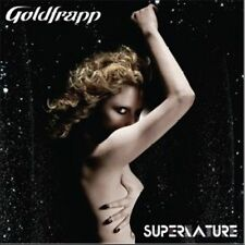 NEW Supernature [bonus Dvd] by Goldfrapp CD (CD) Free P&H