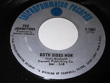 The Johnstons: Both Sides Now / Urge For Going 45