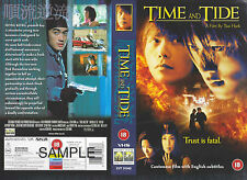 Time And Tide, Nicholas TSE Video Promo Sample Sleeve/Cover #11740