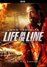 Life on the Line (DVD,2016)