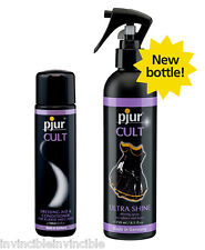 Pjur Cult Dressing ayuda & Ultra Spray Pack aux063