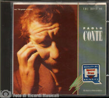 PAOLO CONTE - THE BEST OF  Anno 1986 ND 74301
